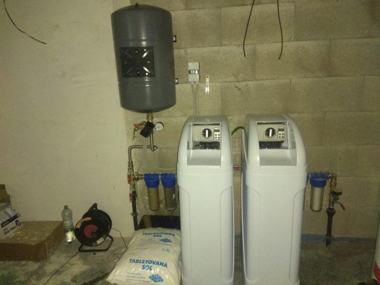 Katex úprava vody